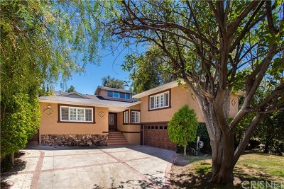 Woodland Single Family Home For Sale: 22812 Crespi Street