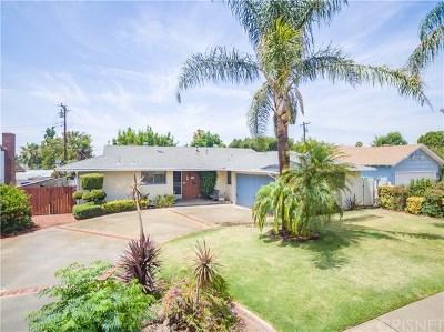 San Fernando Single Family Home For Sale: 1324 8th Street