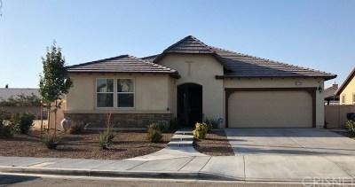Lancaster Single Family Home For Sale: 4127 W Avenue J7 Avenue