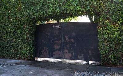 Burbank, Glendale, La Crescenta, Pasadena, Hollywood, Toluca Lake, Studio City, Alta Dena , Los Feliz Single Family Home For Sale: 4332 Wilkinson Avenue