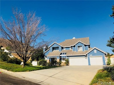 Palmdale Single Family Home For Sale: 36529 Geiger Avenue