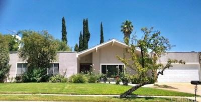 Chatsworth Single Family Home For Sale: 10740 Sunnybrae Avenue
