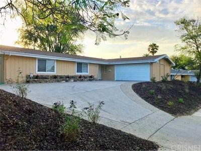 Woodland Hills Single Family Home For Sale: 20565 Califa Street