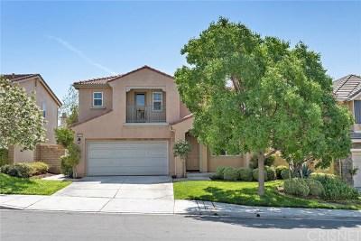 Valencia Single Family Home For Sale: 28722 Coal Mountain Court