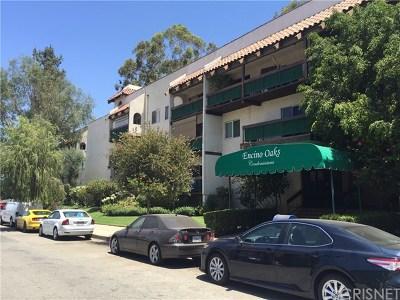 Encino Condo/Townhouse For Sale: 5460 White Oak Avenue #C322