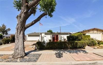 Chatsworth Single Family Home For Sale: 9955 Comanche Avenue