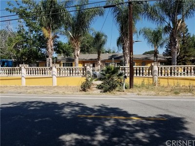 Lakeview Terrace Single Family Home Active Under Contract: 11221 Osborne Street