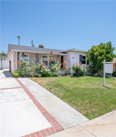 Burbank Single Family Home For Sale: 2616 N Keystone Street