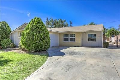 Palmdale Single Family Home For Sale: 1350 E Avenue R2