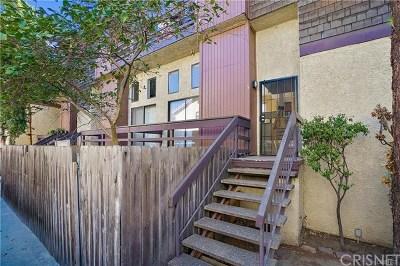 North Hills Condo/Townhouse For Sale: 9131 Burnet Avenue #5