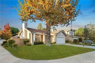Valencia Single Family Home For Sale: 23449 Riversbridge Way