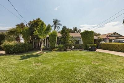 San Fernando Single Family Home For Sale: 12567 Bromont Avenue