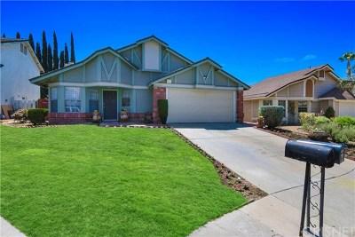 Sylmar Single Family Home For Sale: 11618 Remington Street