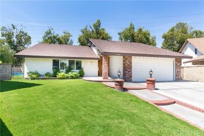 Valencia Single Family Home For Sale: 23436 Via Gayo
