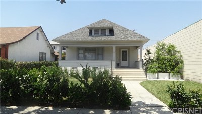 Glendale Multi Family Home For Sale: 1123 E Broadway