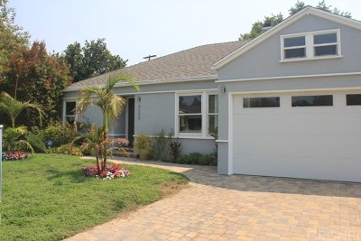 Studio City Single Family Home For Sale: 4548 Kraft Avenue