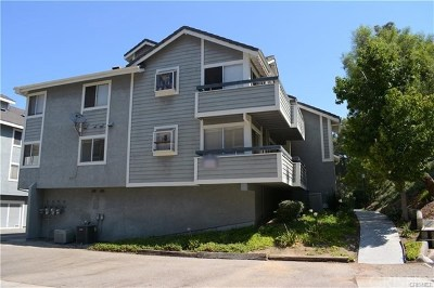 Santa Clarita, Newhall, Saugus, Valencia, Canyon Country Condo/Townhouse For Sale: 26914 Flo Lane #437