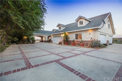 Palmdale Single Family Home For Sale: 41114 30th Street W