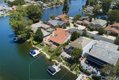 Westlake Village Single Family Home For Sale: 3823 Charthouse Circle