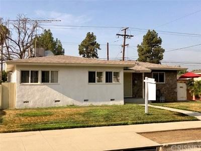 Granada Hills Single Family Home For Sale: 16608 Los Alimos Street