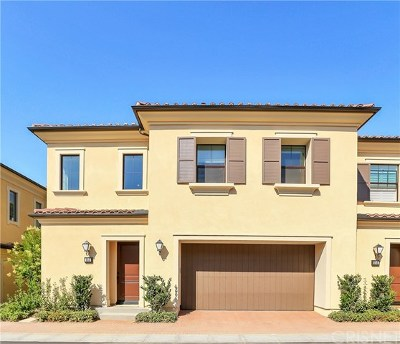 Irvine CA Condo/Townhouse For Sale: $995,000