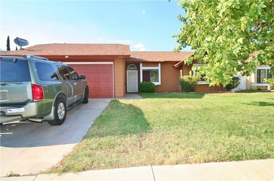 Palmdale Single Family Home For Sale: 2047 Moonlight Court