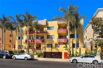 West Los Angeles Condo/Townhouse For Sale: 1260 Armacost Avenue #206