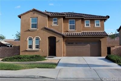 Quartz Hill Single Family Home For Sale: 7056 W Avenue L7