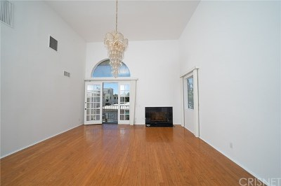 West Los Angeles Condo/Townhouse For Sale: 1409 S Saltair Avenue #PH303
