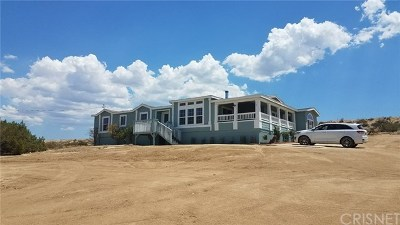 Pearblossom Manufactured Home For Sale: 12512 E Avenue X