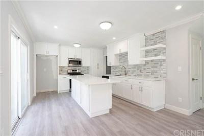Lakeview Terrace Single Family Home For Sale: 11157 Sunburst Street