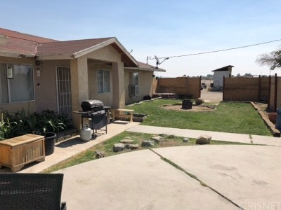 Adelanto Single Family Home For Sale: 2424 De Soto Street