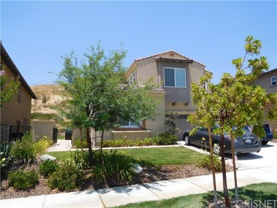 Valencia Single Family Home For Sale: 28657 Farrier Drive