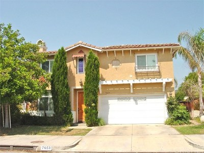 West Hills Single Family Home For Sale: 7653 Balasiano Avenue