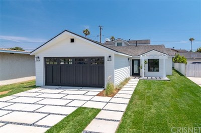 Torrance Single Family Home For Sale: 22532 Reynolds Drive