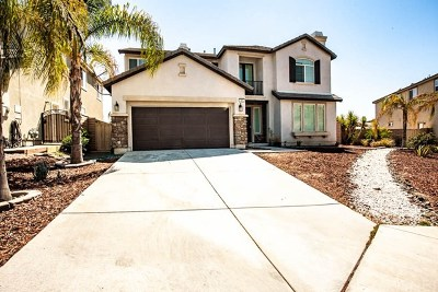 Lake Elsinore Single Family Home For Sale: 27 Via Palmieki Court