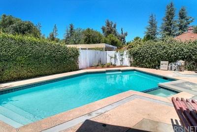 Tarzana Single Family Home For Sale: 5733 Donna Avenue