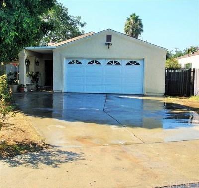 Lake Balboa Single Family Home For Sale: 16025 Archwood Street