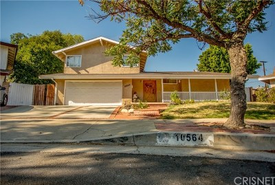 Chatsworth Single Family Home For Sale: 10564 Limerick Avenue