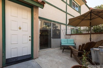 Chatsworth Condo/Townhouse Active Under Contract: 10030 Owensmouth #75