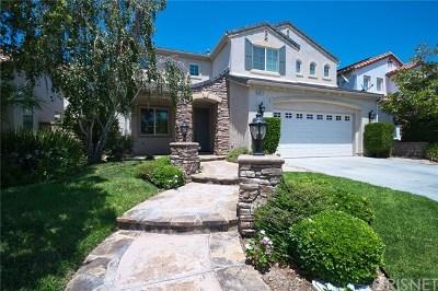 Valencia Single Family Home For Sale: 23923 Rustico Court
