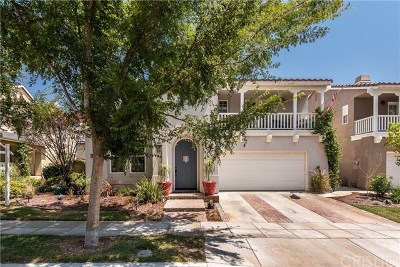 Valencia Single Family Home For Sale: 27054 Clarence Court
