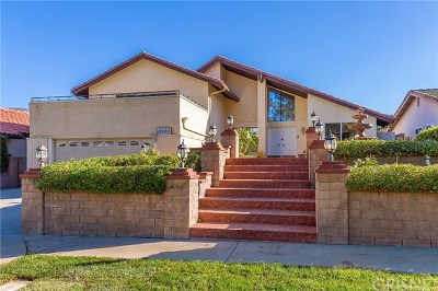 Porter Ranch Single Family Home For Sale: 11930 Stewarton Drive