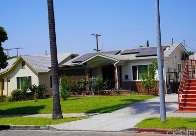 Glendale Single Family Home For Sale: 423 Griswold Street
