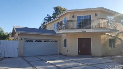 Northridge Single Family Home For Sale: 8528 Vanalden