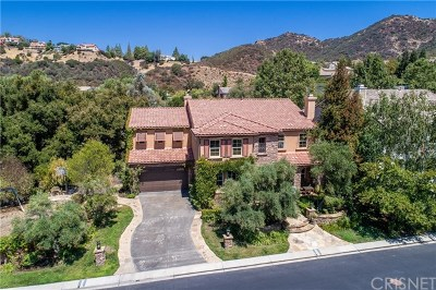 Westlake Village Single Family Home For Sale: 1494 Caitlyn Circle