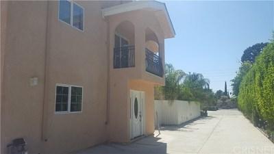 Northridge Single Family Home For Sale: 8536 Vanalden