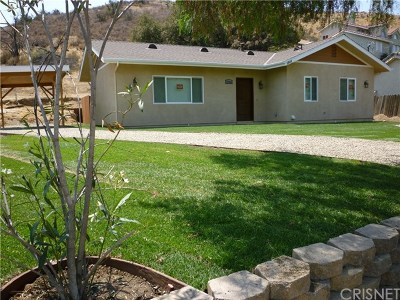 Simi Valley Single Family Home For Sale: 5944 Oak Knolls Road