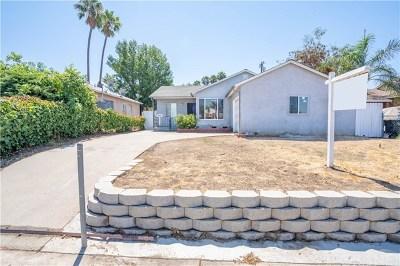 San Fernando Single Family Home For Sale: 14710 Rinaldi Street