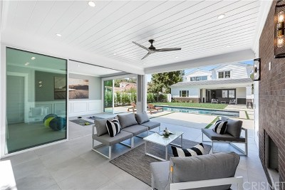 Encino Single Family Home For Sale: 4710 Noeline Avenue